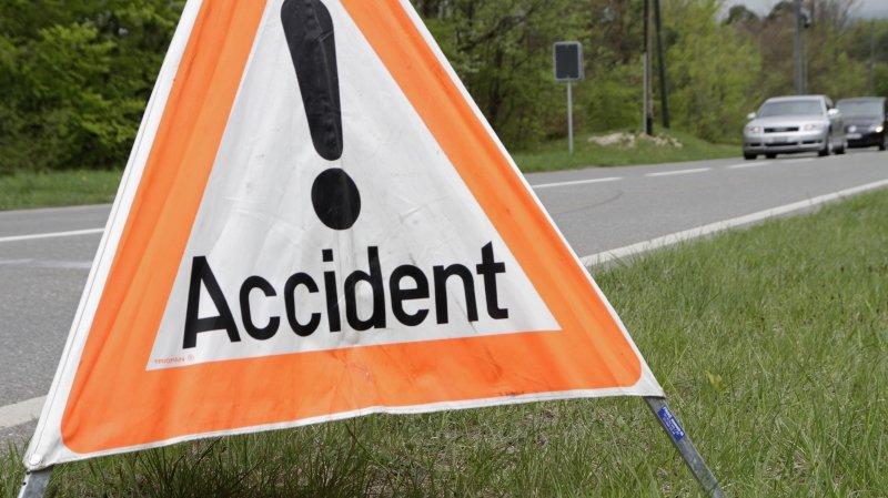Collision entre deux motards sur la route de St-Cergue: la police lance un appel à témoin