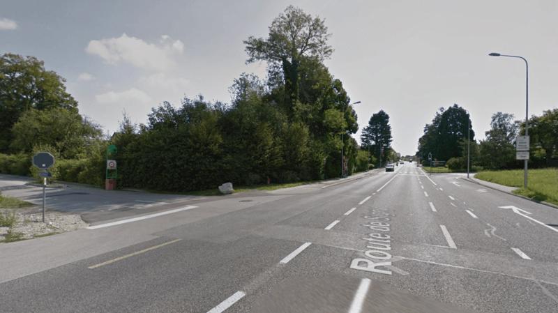 Le carrefour entre le chemin de Précossy et la route de Signy sera aménagé.