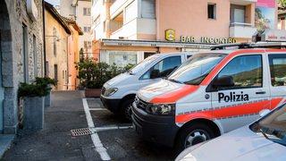 Tessin: un requérant d'asile agressif a été mortellement blessé par un policier à Brissago