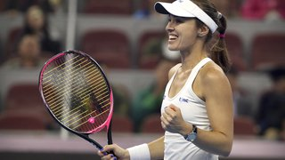 Tennis: Martina Hingis annonce sa retraite de la compétition