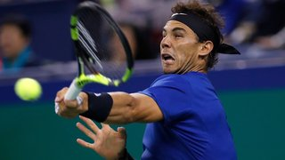 Un beau matelas pour Rafael Nadal