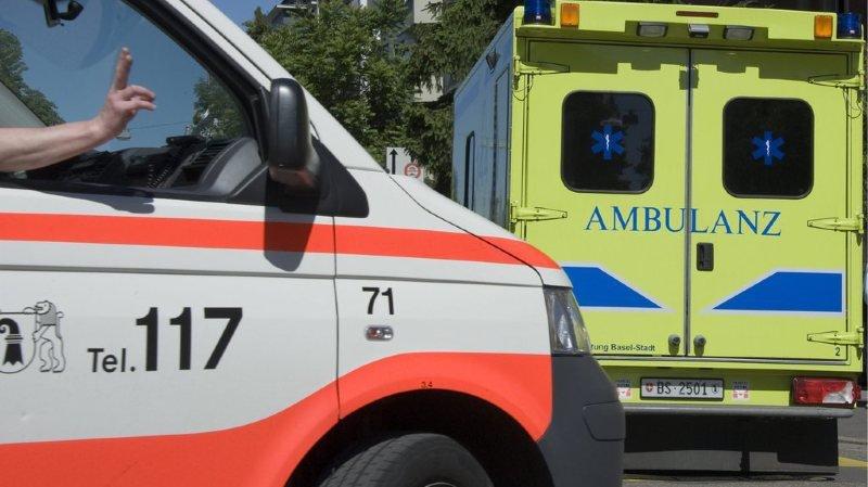 Accident de la route: un nonagénaire renverse une piétonne de 74 ans