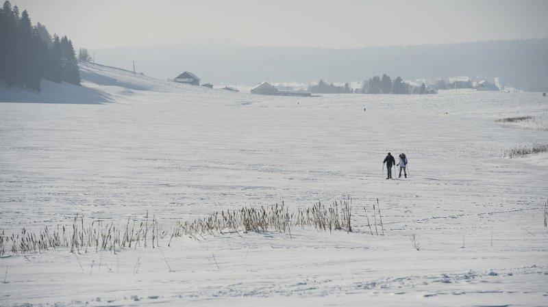Météo: la Suisse grelotte, avec un dimanche matin plus que glacial