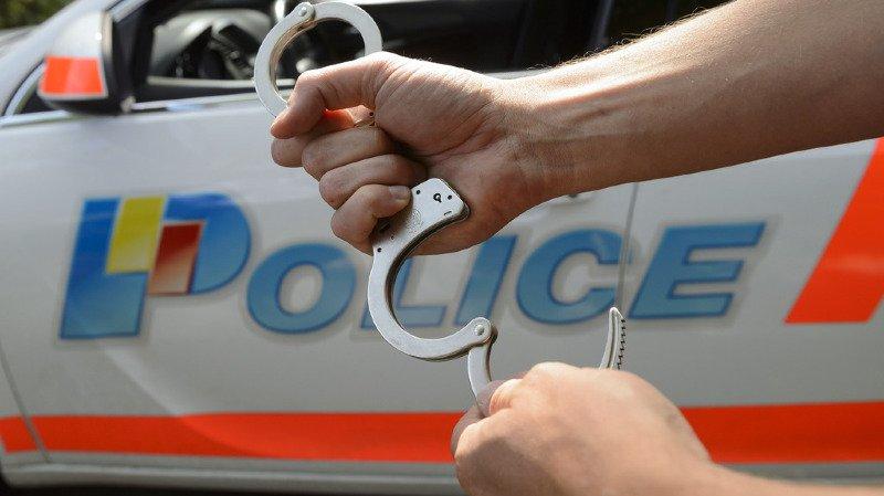 Un suspect a rapidement été interpellé par la police genevoise (illustration).