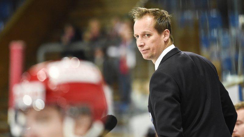 Hockey: le Finlandais Antti Törmänen succède à McNamara à la bande du HC Bienne