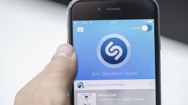 Technologies: Apple rachète l'application de reconnaissance musicale Shazam