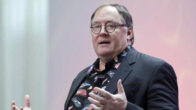 John Lasseter reconnaît avoir eu des gestes déplacés envers ses employés.