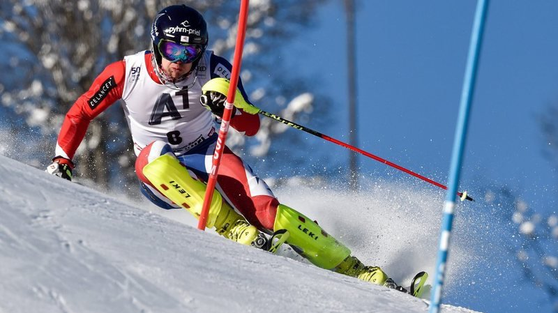 CM de ski alpin à Levi - slalom: Dave Ryding tient la corde, les Suisses en embuscade