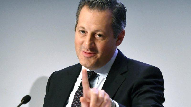 Le directeur général Boris Collardi quitte Julius Baer avec effet immédiat