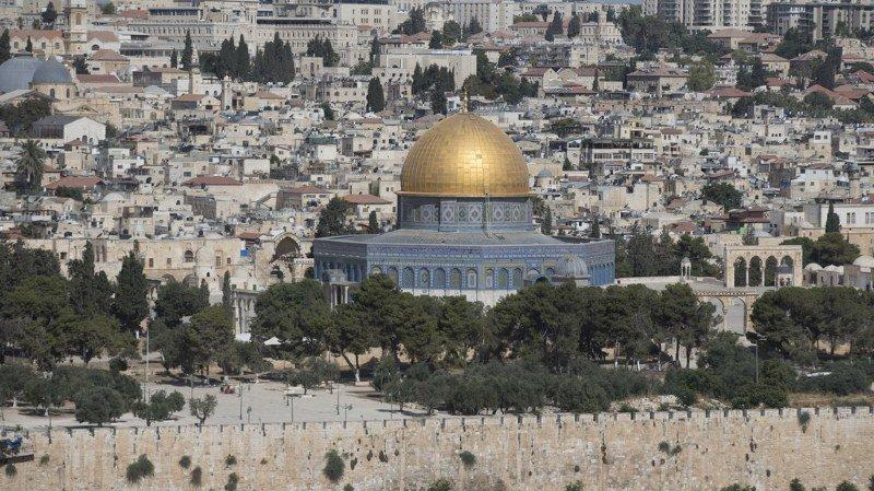 """Association Suisse-Israël: """"la Suisse n'a aucune raison de se lancer dans l'activisme"""" après l'annonce de Trump sur Jérusalem"""