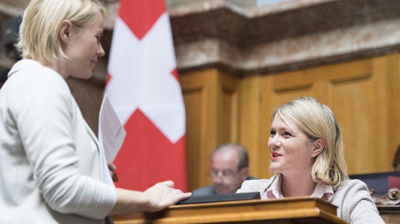 Harcèlement sexuel: suite à l'affaire Buttet, des élues demandent une cellule de soutien au sein du Parlement