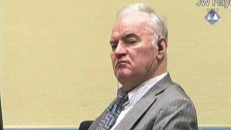 "Jugement de Ratko Mladic, le ""boucher des Balkans"": verdict mercredi"