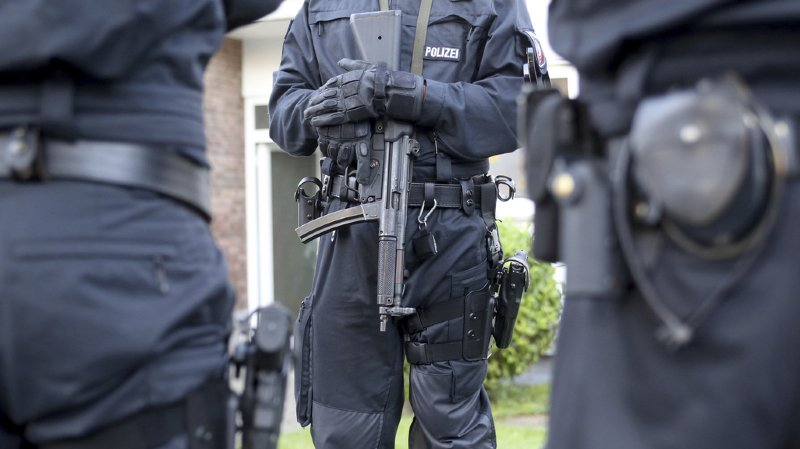 Terrorisme: six Syriens soupçonnés de préparer un attentat ont été arrêtés en Allemagne