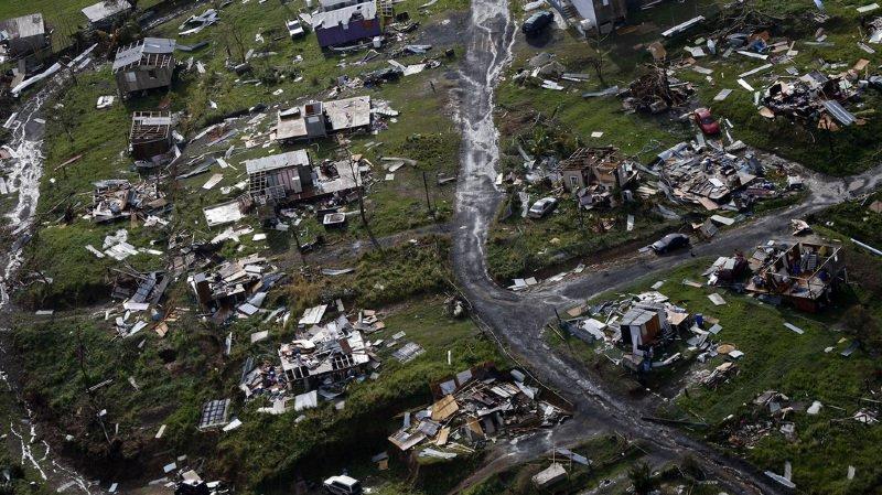 Intempéries: les dégâts causés par les ouragans Irma et Maria estimés à 2,28 milliards de francs