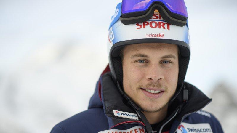 Ski alpin: Gino Caviezel immédiatement opéré après une chute à l'entraînement
