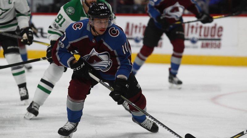 NHL: un huitième match sans point pour l'ailier Zurichois Sven Andrighetto