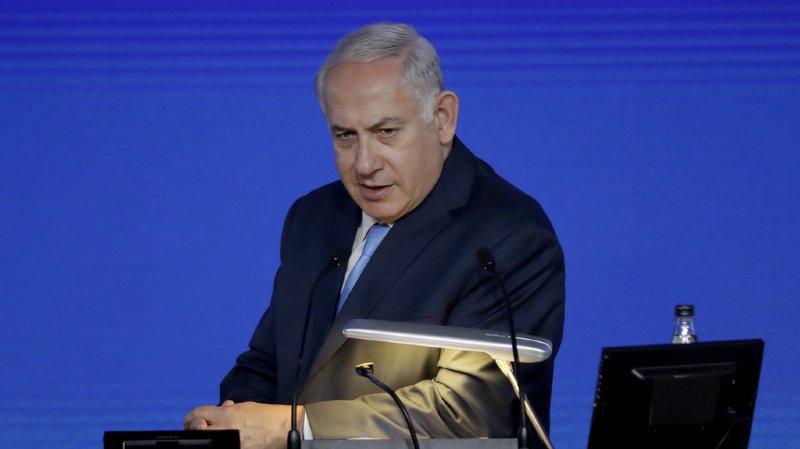 Le Premier ministre a été interrogé ce jeudi durant plusieurs heures à sa résidence de Jérusalem.