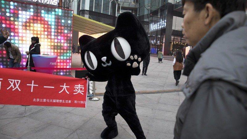 """Chine: fièvre acheteuse sur le Net pour le """"Jour des célibataires"""""""