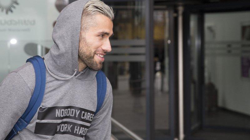 Football: Valon Behrami, à nouveau blessé, pas convoqué par l'Udinese