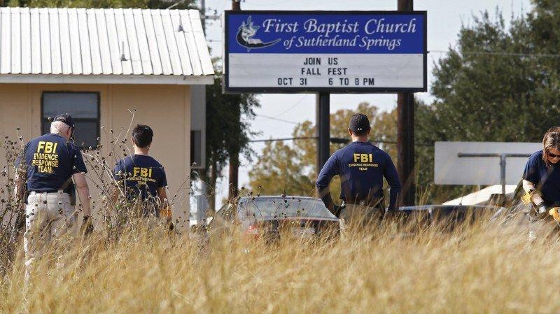 USA: le tueur du Texas n'aurait pas dû pouvoir acheter d'arme