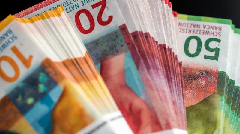 Bilan relève que les riches quittant la Suisse sont souvent plus fortunés que ceux s'y installent (illustration).