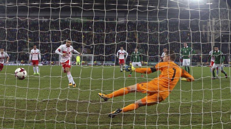 Mondial 2018: la Suisse a fait le plus dur en battant l'Irlande du Nord, réactions