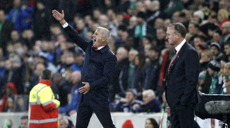 Irlande du Nord-Suisse: les coachs livrent leur analyse du match sur fond d'arbitrage contesté