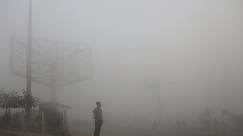Inde: de l'eau sera pulvérisée sur New Delhi pour lutter contre la pollution