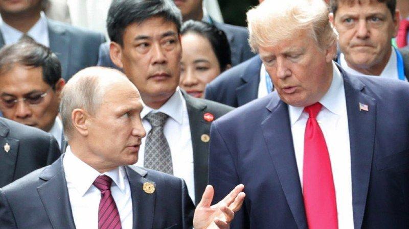 Conflit syrien: pour les présidents russe et américain, il n'y a pas de solution militaire en Syrie