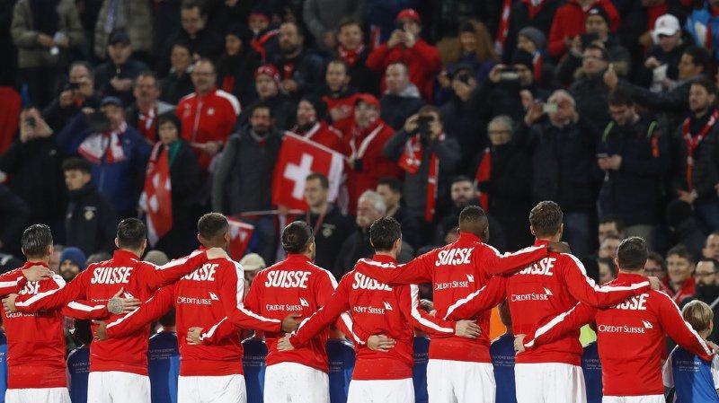 Football: l'équipe suisse (8e) revient dans le Top 10 de la FIFA, devant la France ou l'Angleterre