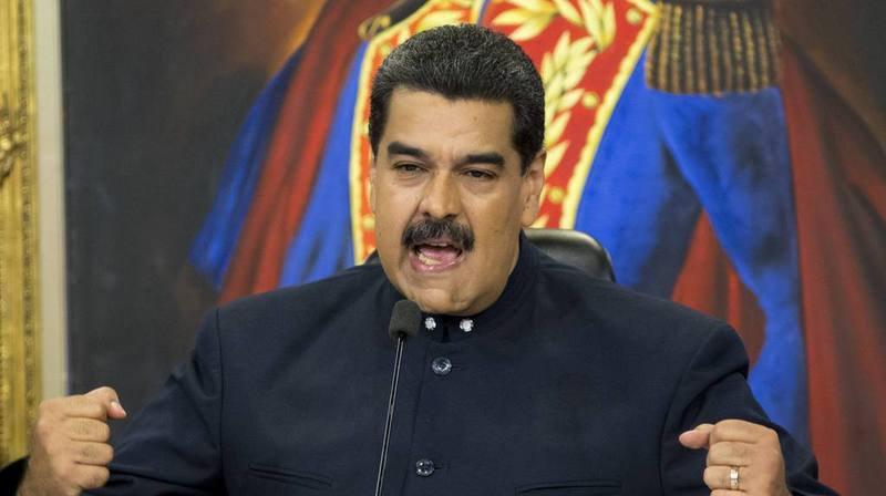 """Venezuela: Maduro annonce la création d'une monnaie virtuelle pour lutter contre le """"blocus financier"""" des États-Unis"""