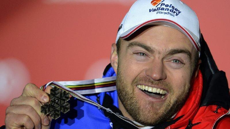 David Poisson était unanimement apprécié dans le monde du ski alpin (archives).