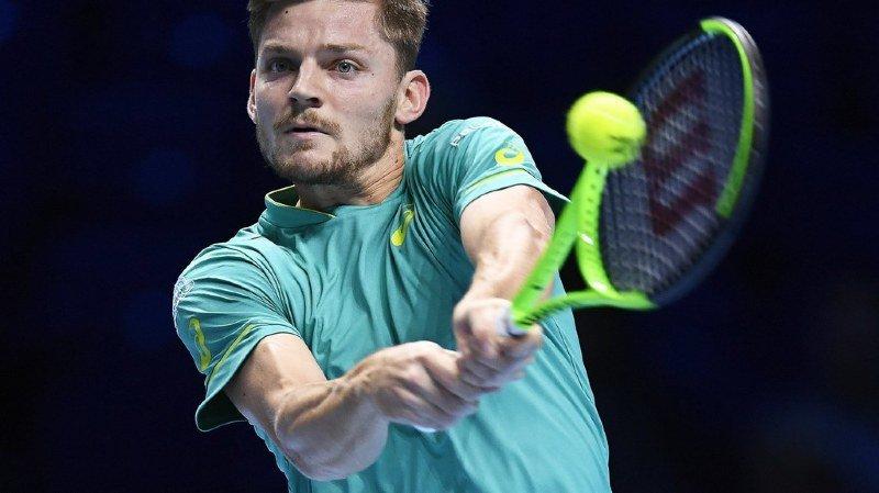 Masters de Londres: Federer affrontera Goffin en demi-finale