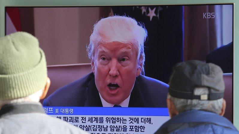 Corée du Nord: Washington et Séoul débutent un énorme exercice aérien