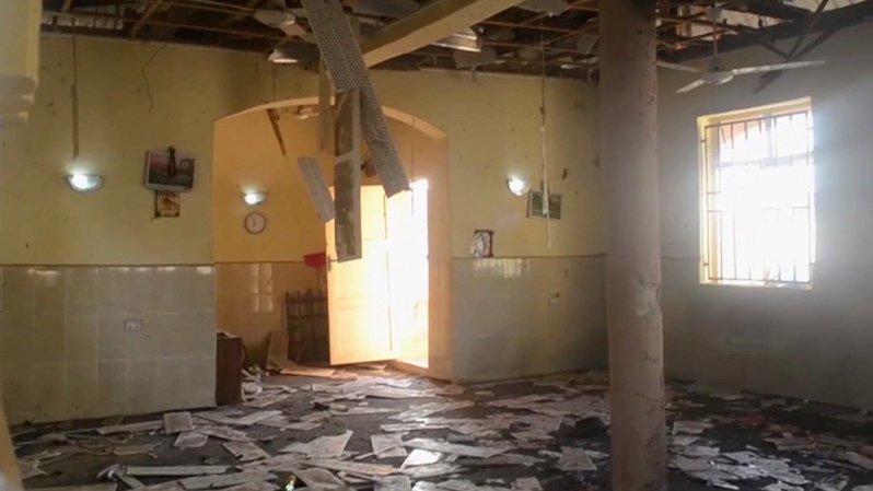 Attentat-suicide contre une mosquée au Nigeria: au moins 50 morts
