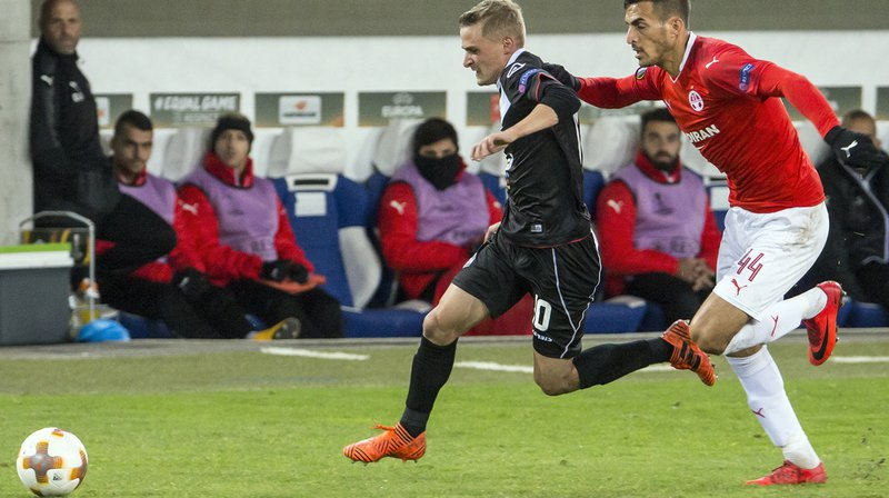 Europa League: Lugano vaillant mais éliminé