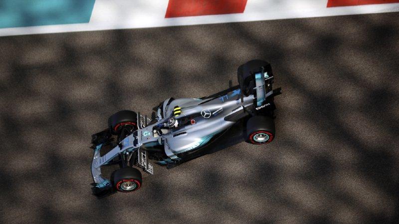 Formule 1: le Finlandais Valtteri Bottas décroche la pole devant Hamilton