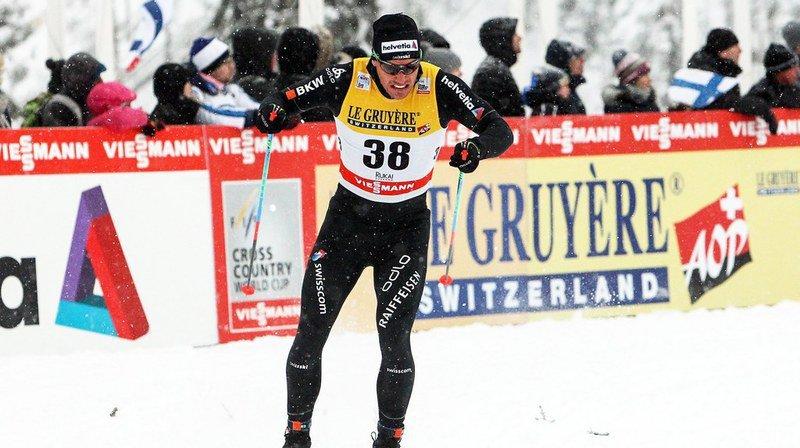 Ski de fond: le Vaudois Jovian Hediger qualifié pour les Jeux olympiques de Pyeongchang