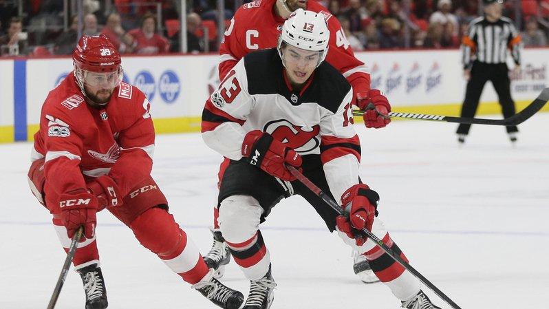 NHL: quatrième but pour Nico Hischier, Niederreiter muet