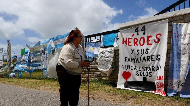 Argentine: la marine abandonne les recherches de survivants du sous-marin San Juan