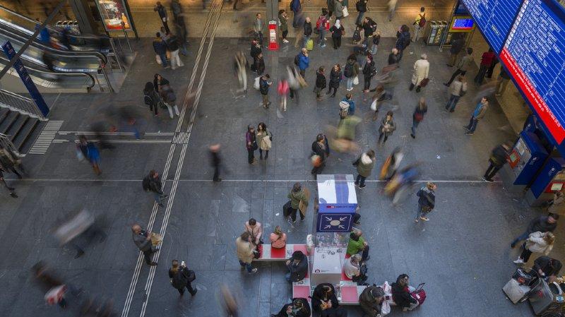 CFF: le prix des billets va légèrement baisser dès 2018
