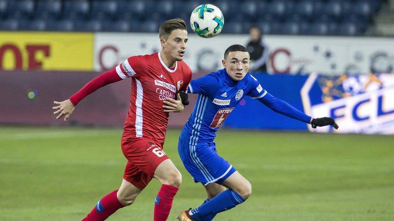 Football: Sion et Lausanne-Sport battus