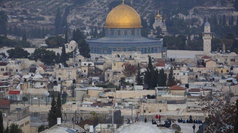 Israël: Donald Trump déplace la capitale de Tel Aviv à Jérusalem