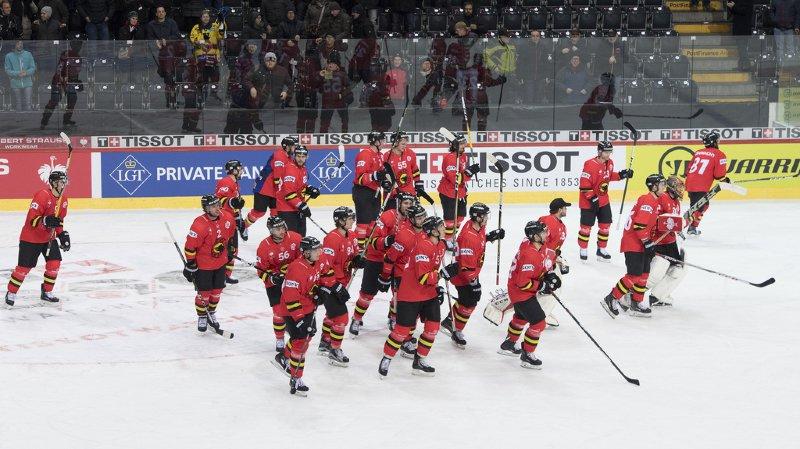 Les Bernois ont pris un petit avantage sur le leader du championnat de Suède.