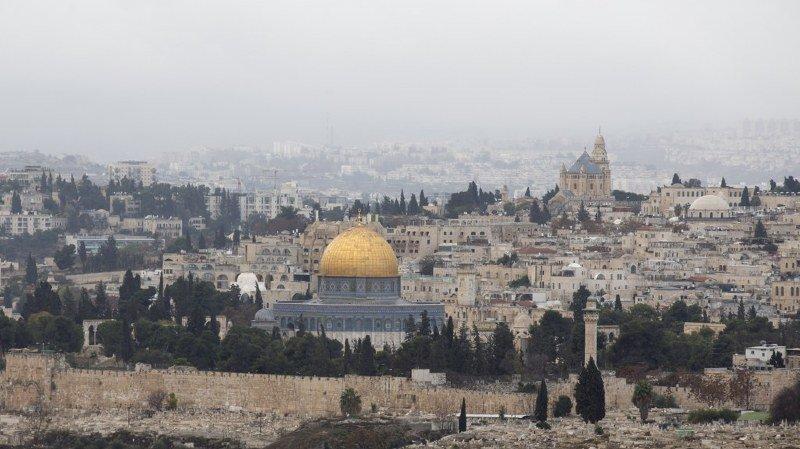 Proche-Orient: Trump veut reconnaître Jérusalem capitale d'Israël, le monde diplomatique s'inquiète