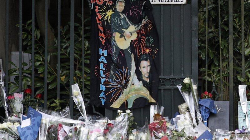 Johnny Hallyday sera inhumé lundi sur l'île antillaise de Saint-Barthélemy