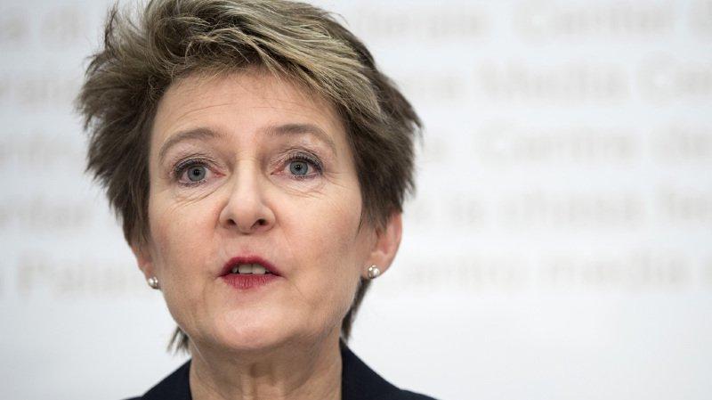 Lutte contre le terrorisme: le Conseil fédéral veut plus de sévérité face aux personnes à risque