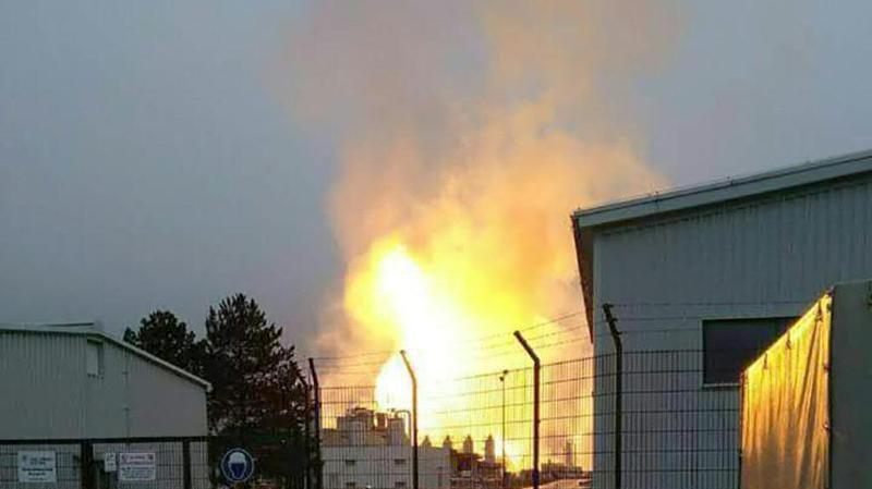 Autriche: une explosion dans un terminal gazier de Baumgarten fait un mort et 18 blessés