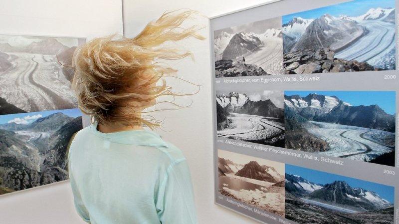 Les Suisses se sentent plus menacés par le changement climatique que par le chômage