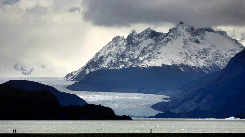 Chili: un iceberg volumineux s'est détaché du glacier Grey